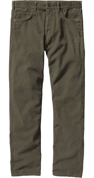 Patagonia M's Straight Fit Cords Pant Regular Industrial Green